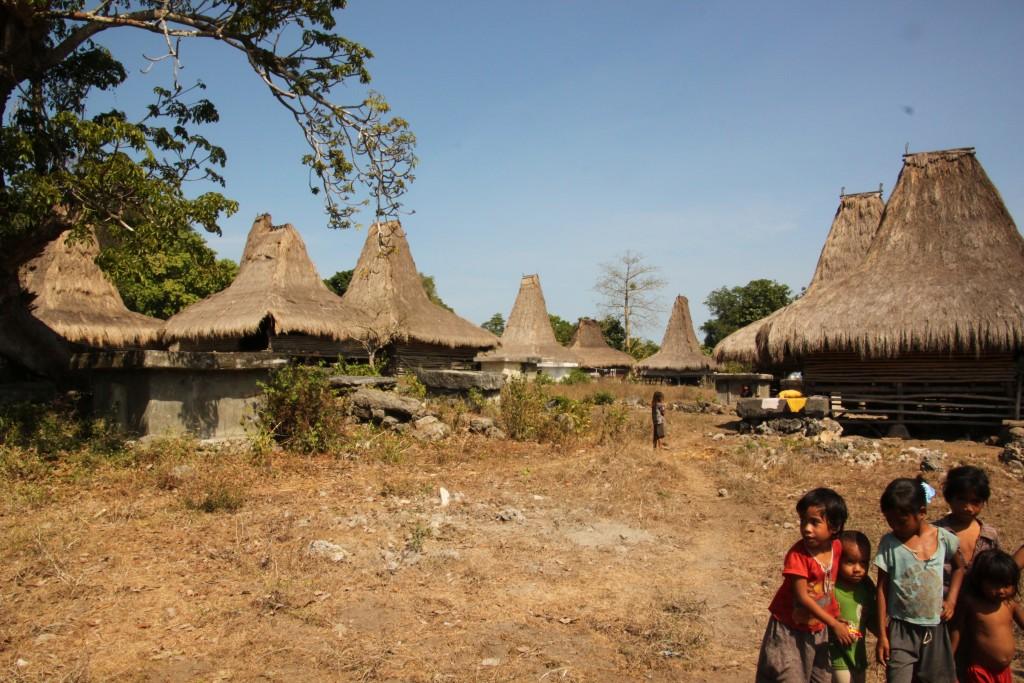 Enkele traditionele huizen